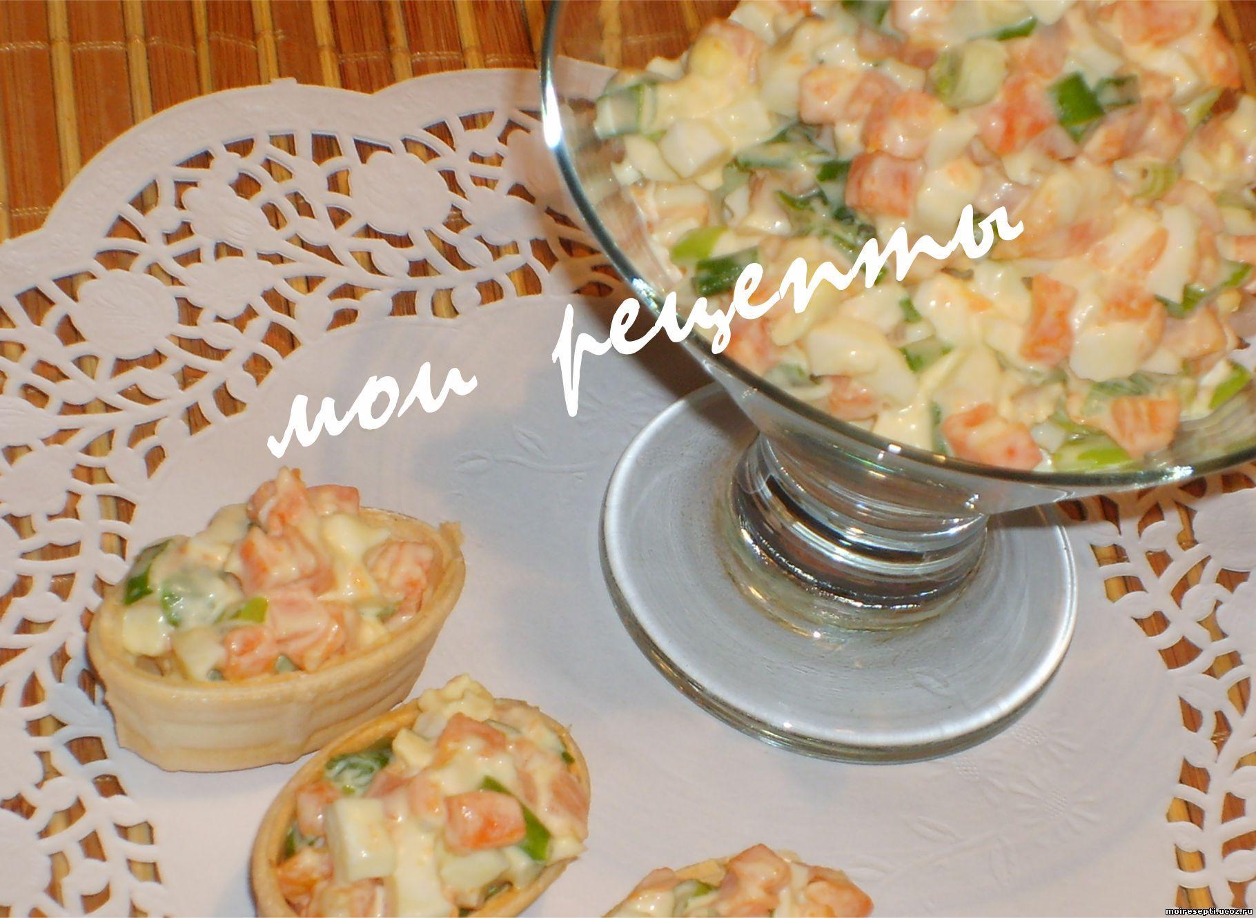 Салат из вареной колбасы рецепты с простые